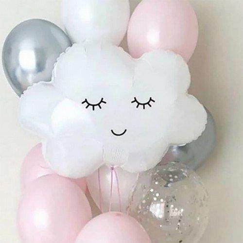 Воздушный шарик фигура облако
