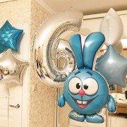 Крош на дне рождения 6 лет