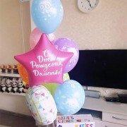 Набор шаров Малышарики на день рождения