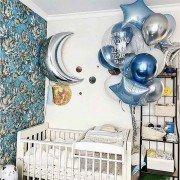 """Воздушные шары на рождение ребенка """"Детские грезы"""""""