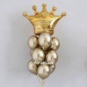 """Набор шаров для мужа """"Королевский шик"""""""