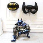 "Шары воздушные ""Бэтмен и кошка"""