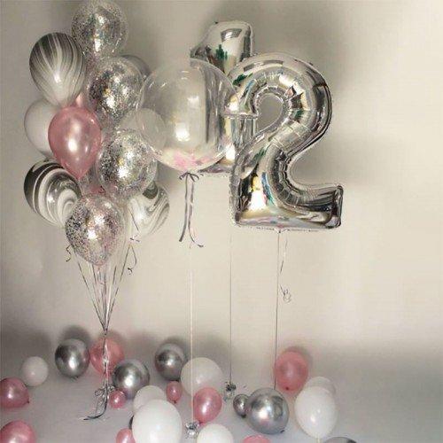 Воздушные шары на др 12 лет