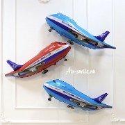 Набор воздушных шаров Самолеты