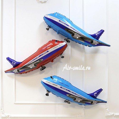 Фольгированный шар самолет фото