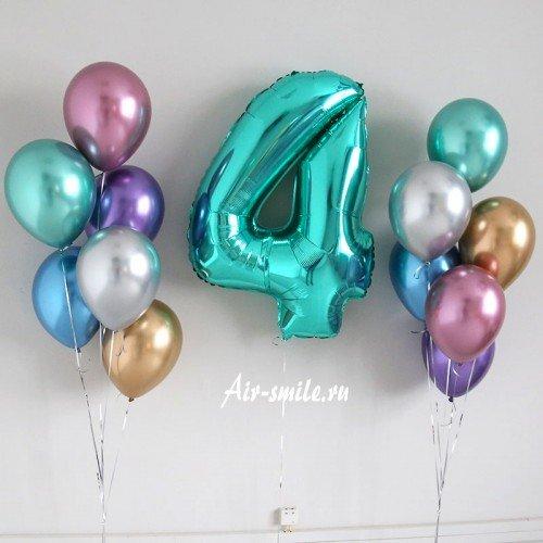 Шары на день рождения 4