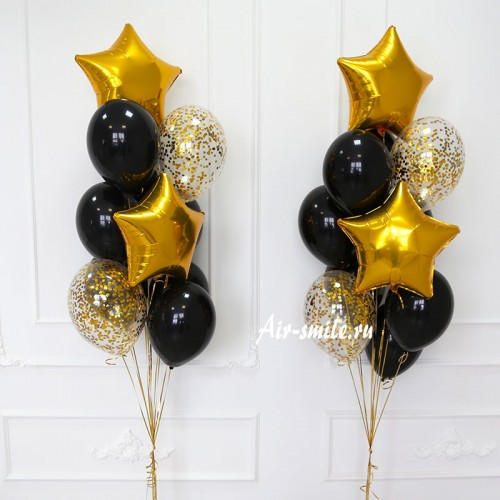 Воздушные ары директору с днем рождения