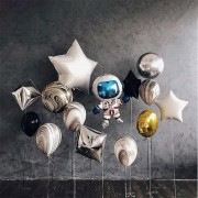 "Комплект шаров в стиле космос ""На орбите"""