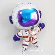Шар космонавт 38''/97 см