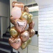 """Набор шаров для мамы """"С любовью"""""""