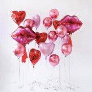 """Сет шаров для влюбленных """"Сердце"""""""