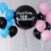 Набор шариков для гендерной вечеринки