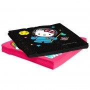 Салфетки, Hello Kitty, С Днем Рождения!