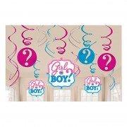 Спираль Girl or Boy 46-60см