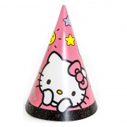 Колпаки Hello Kitty, С Днем Рождения!