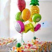 """Композиция шаров из коллекции фрукты """"Тропики"""""""