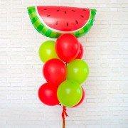 """Набор шаров из коллекции фрукты """"Летние краски"""""""