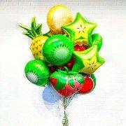 """Набор шаров из коллекции фрукты """"Сочный букет"""""""
