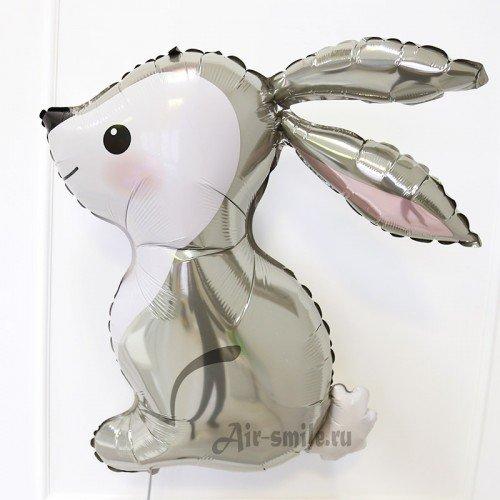 Фольгированный шар заяц