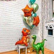 """Набор шаров из коллекции Динозавры """"Друзья"""""""