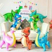 """Сет шаров """"День Рождения с динозаврами"""""""