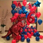 """Сет шаров на 6 лет """"Тираннозавр Рекс"""""""