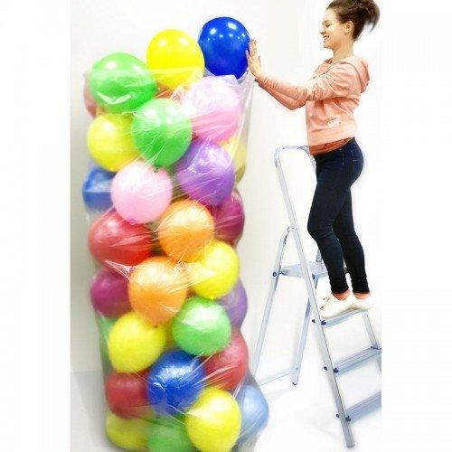 Пакет для транспортировки воздушных шаров и композиций
