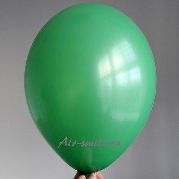 Гелиевый шарик болотного цвета