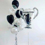 """Комплект воздушных шаров """"Чемпион"""""""