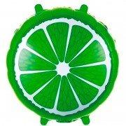 Воздушный шар круг Лайм