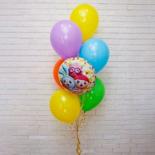 Набор воздушных шариков Малышарики