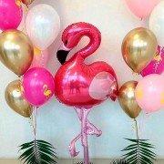"""Комплект шаров """"Тропический фламинго"""""""