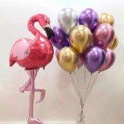 "Набор шаров ""Красочный фламинго"""