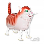 Ходячий воздушный шар Кот
