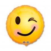 """Шар Смайлик """"Эмоциональная улыбка"""""""