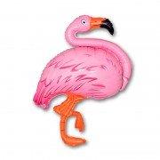 """Шар Фигура """"Фламинго розовый"""" 82 см"""