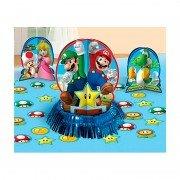 Декор-комплект на стол Супер Марио 23 шт