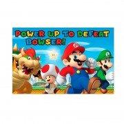 Игра с наклейками Супер Марио