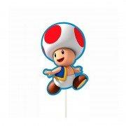 Комплект для селфи Супер Марио 17 шт