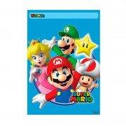 Пакет полиэтиленовый Супер Марио 8 шт