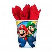 Стакан Супер Марио 270 мл 8 шт