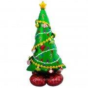 Шар новогодняя ёлочка 157 см