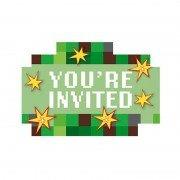 """Приглашение на вечеринку """"TNT Party"""" 8 шт"""
