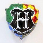 """Шар фигура """"Гарри Поттер герб Хогвартса"""""""