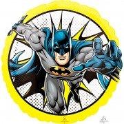 Воздушный шар Бэтмен в полете размер 45 см