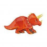 "Шар фигура ""Динозавр Трицератопс"""