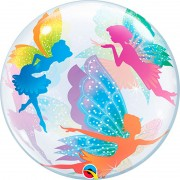 Шар с феями пластиковый летающий
