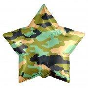 Камуфляжный шарик в форме звезды