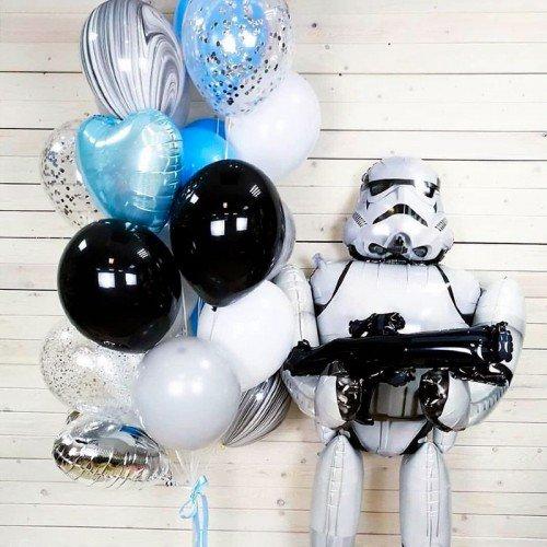 Набор шаров Звездные войны с ходячим Штурмовиком