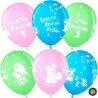 Воздушные шары Свинка Пеппа С Днём Рождения 3
